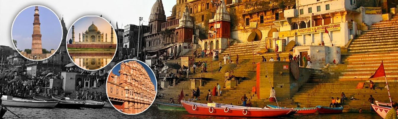 golden triangle tour with varanasi tour packages