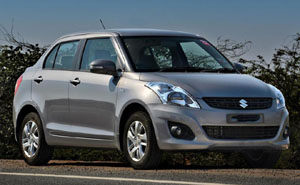 car rental services swift dezire delhi india